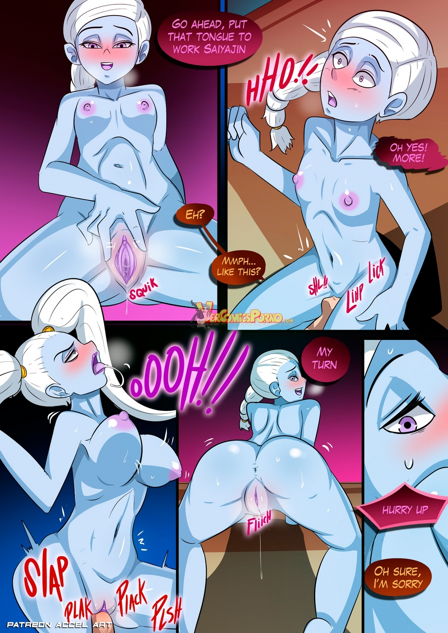 Special-Training-DB 17 free sex comic