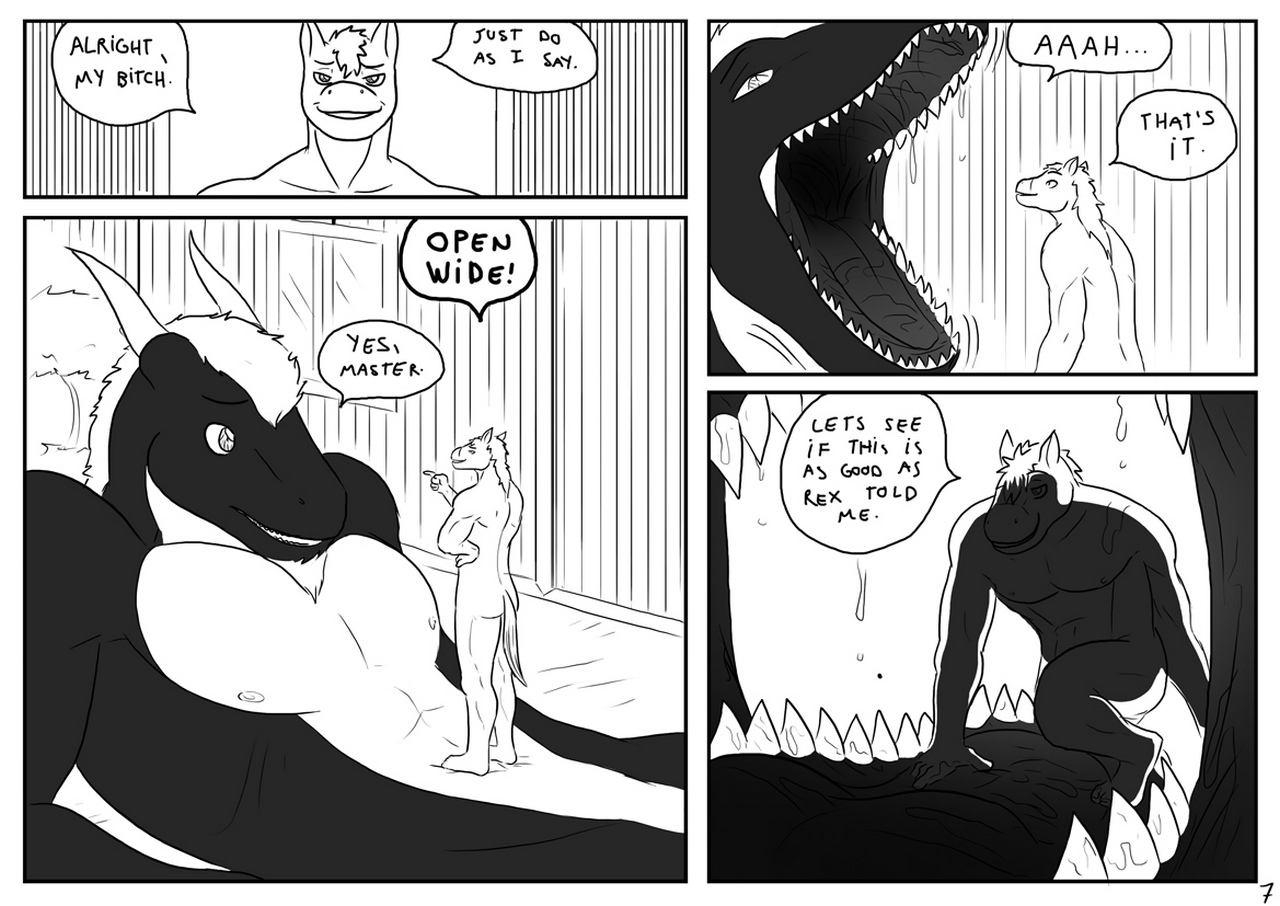 Stallion-and-Nite 7 free sex comic