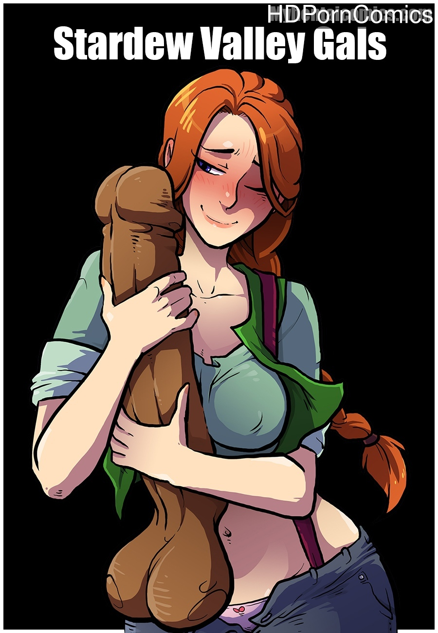 Stardew Valley Gals comic porn