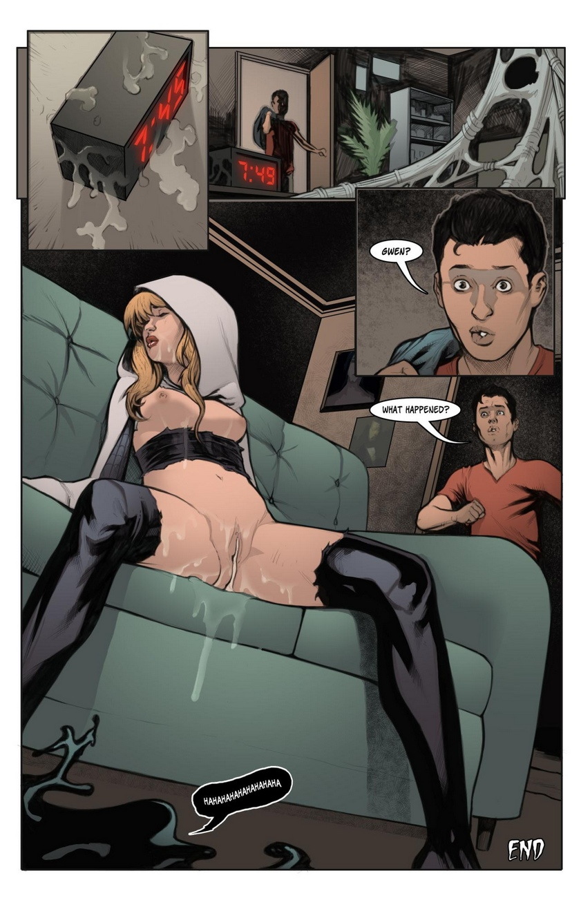 Sticky-Entanglements 6 free sex comic