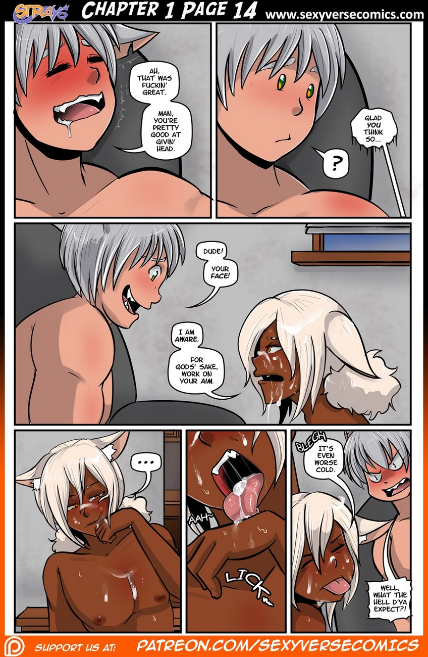 Strays-1 15 free sex comic