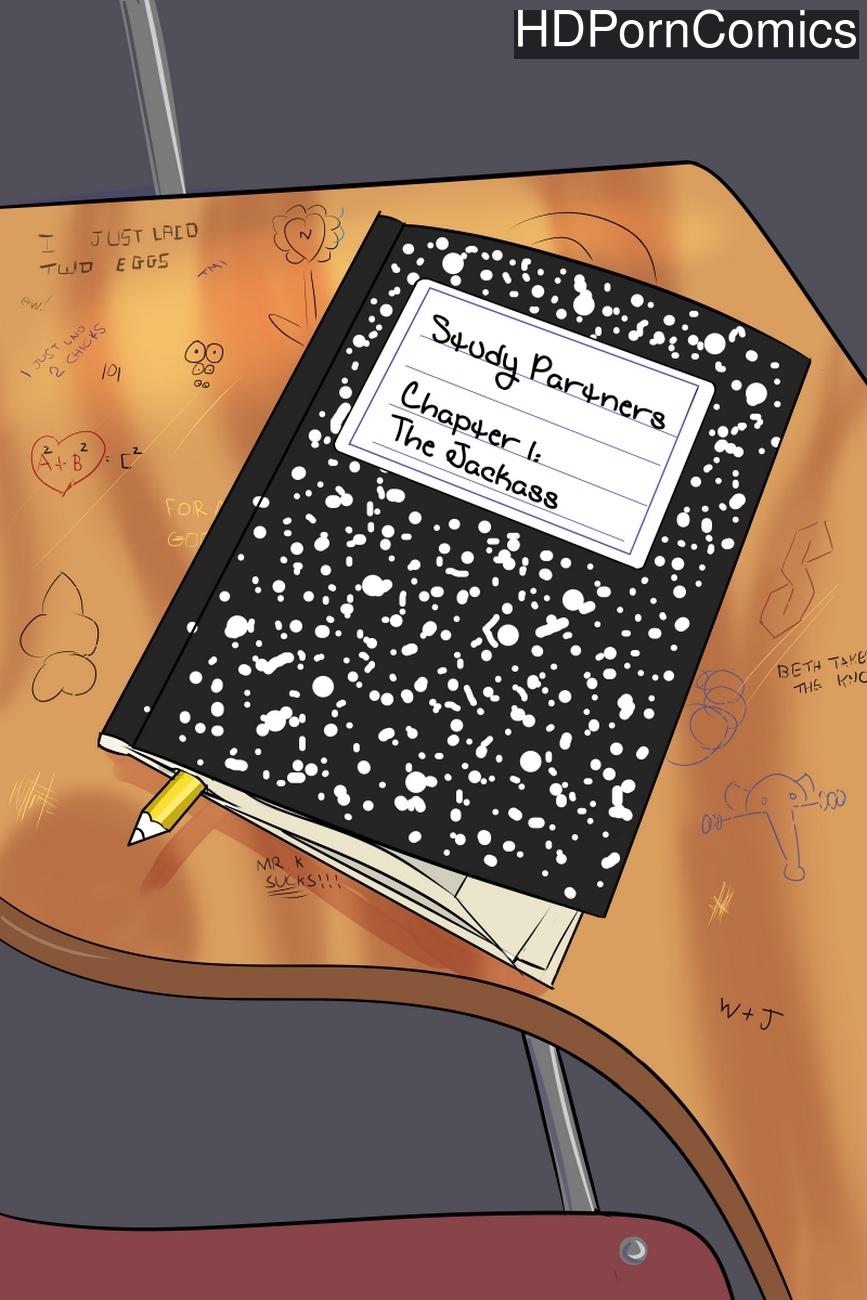 Study Partners 1 – The Jackass comic porn