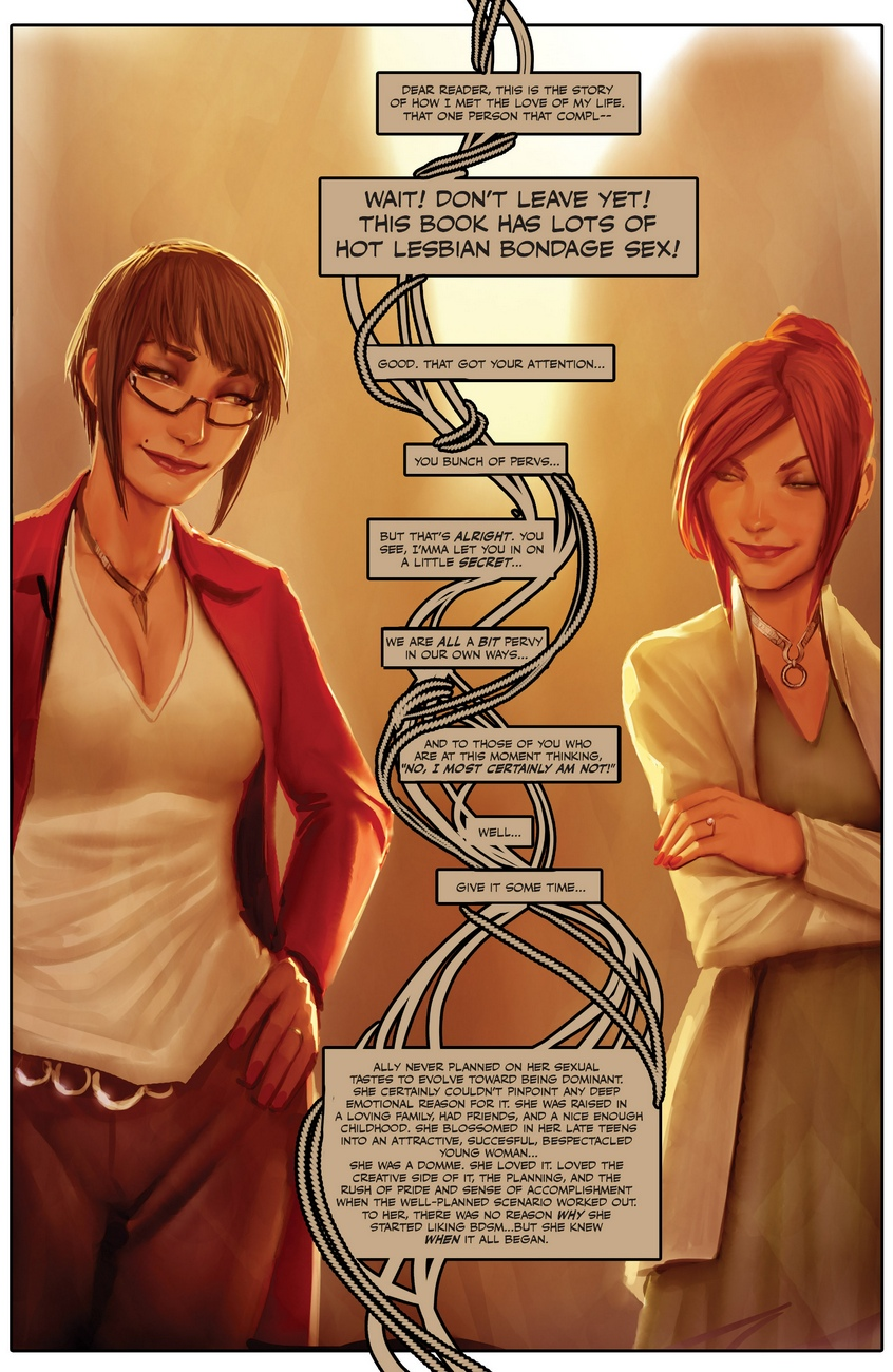 Sunstone-1 5 free sex comic