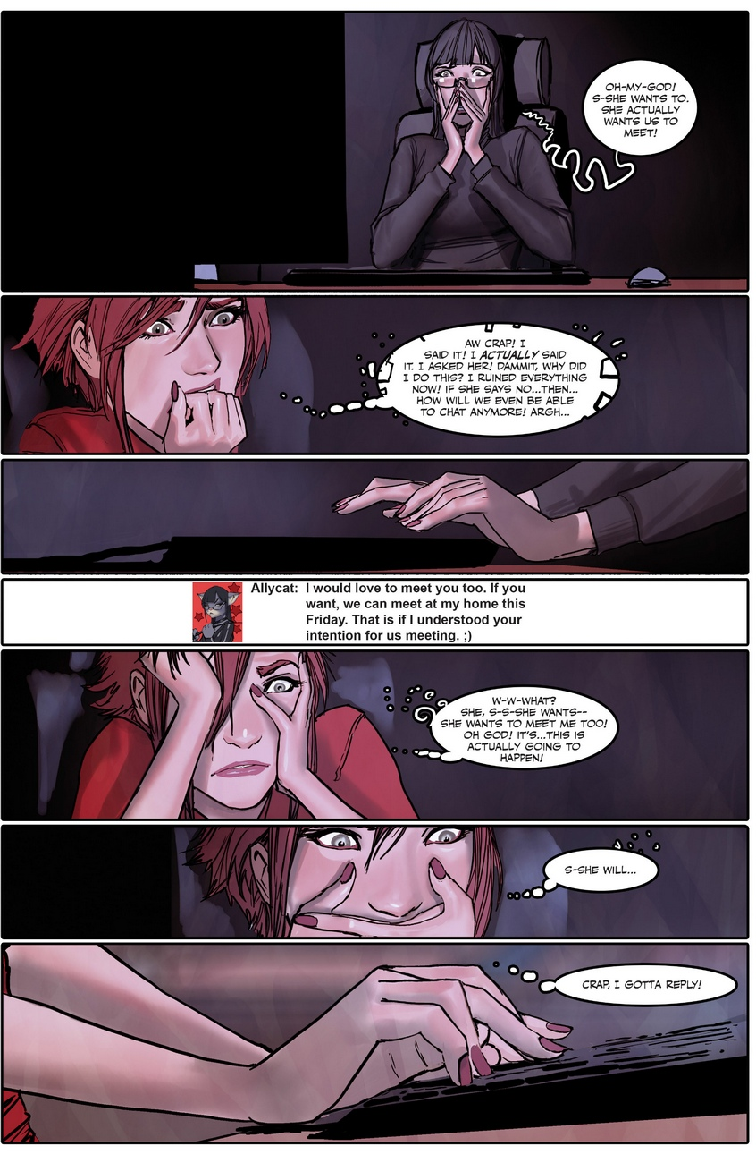 Sunstone-1 7 free sex comic