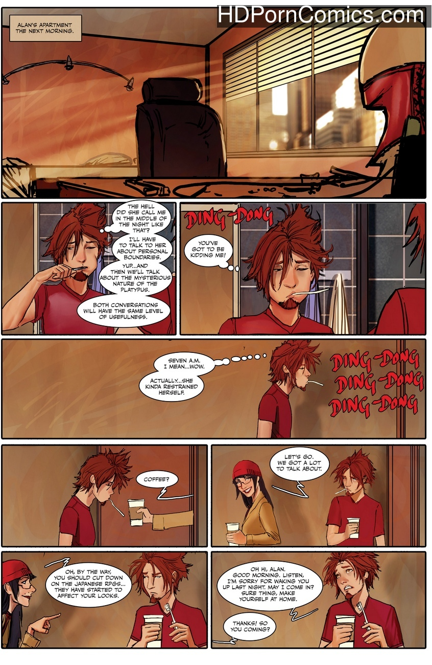 Sunstone-1 11 free sex comic
