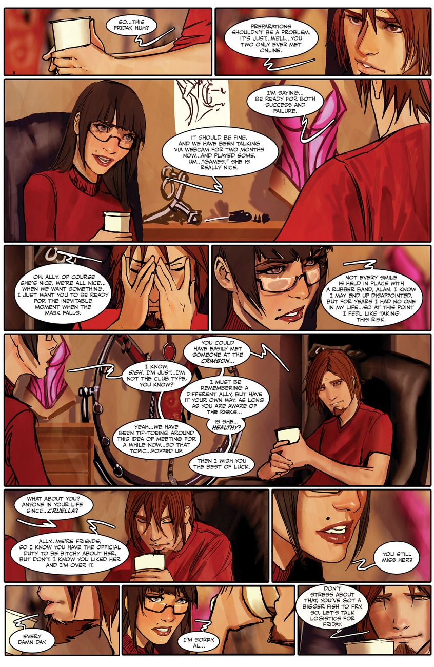 Sunstone-1 12 free sex comic