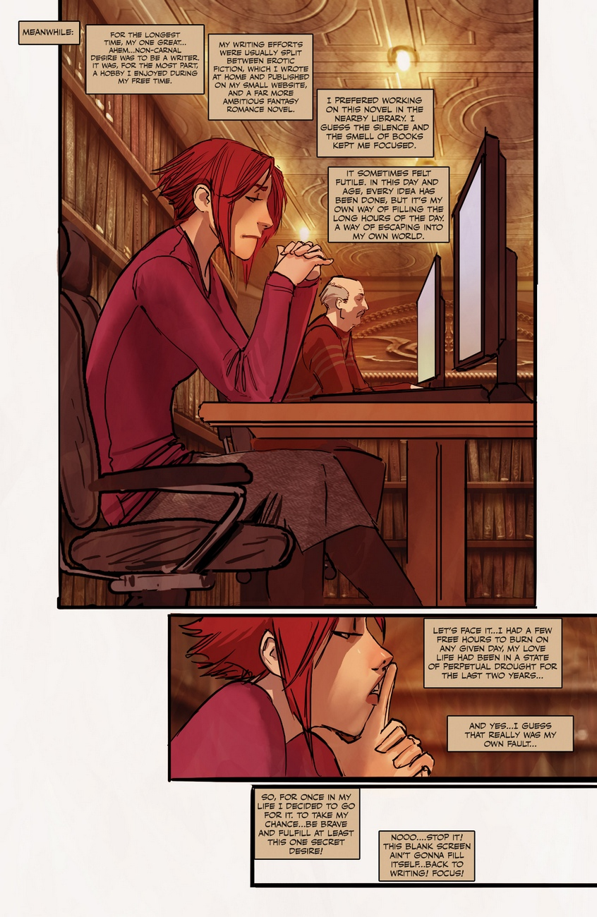 Sunstone-1 13 free sex comic