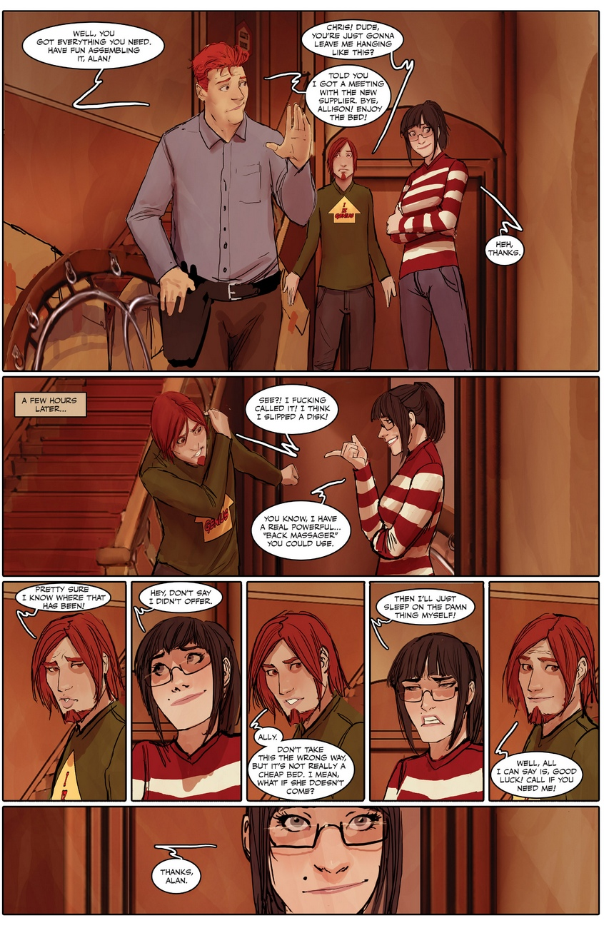Sunstone-1 18 free sex comic