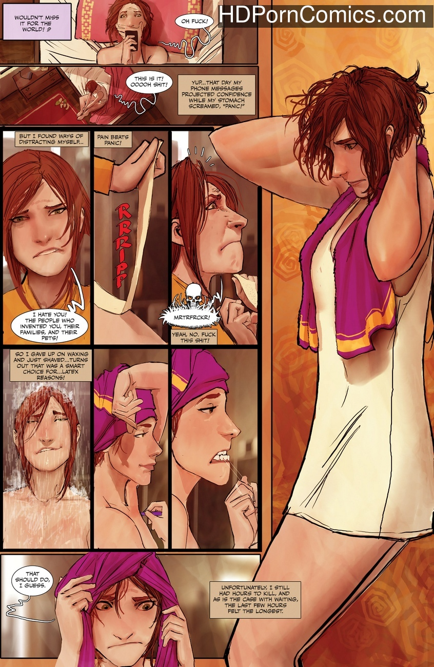 Sunstone-1 21 free sex comic