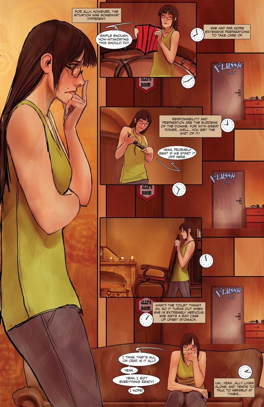 Sunstone-1 22 free sex comic