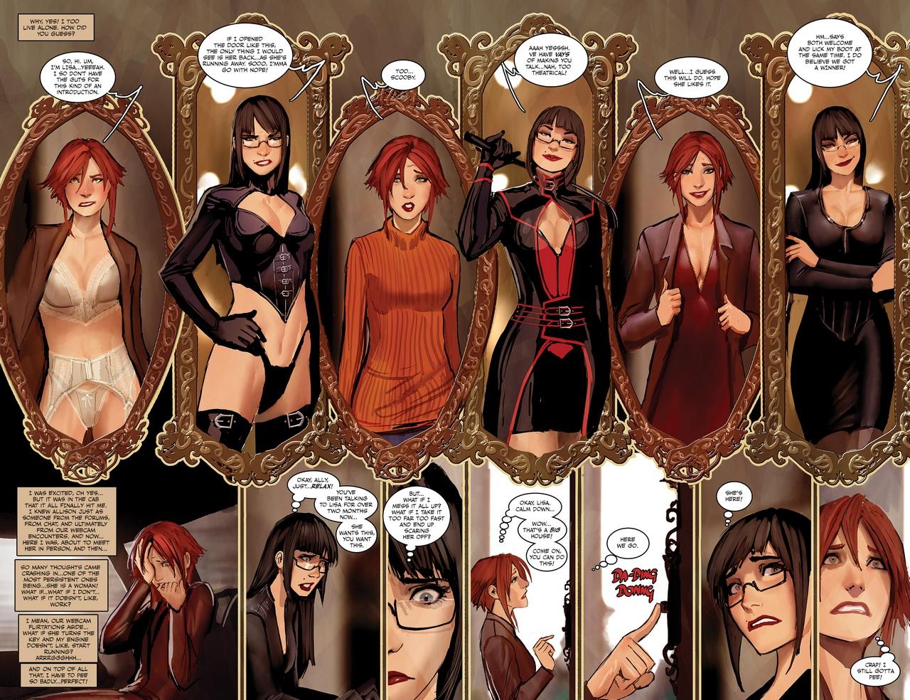 Sunstone-1 23 free sex comic