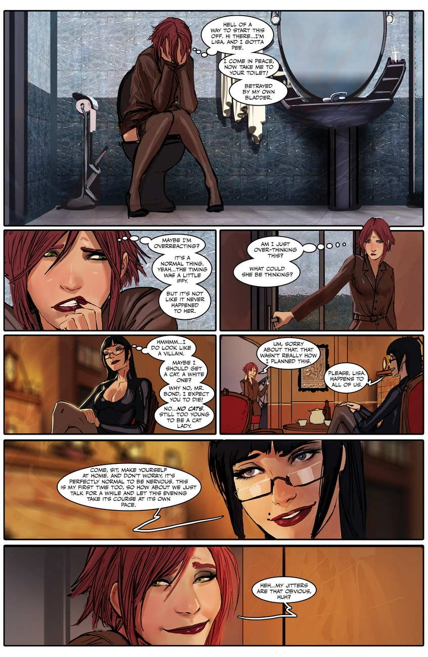 Sunstone-1 25 free sex comic
