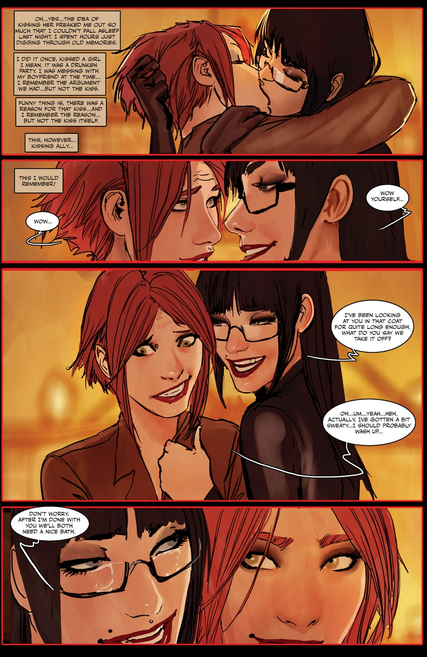 Sunstone-1 27 free sex comic