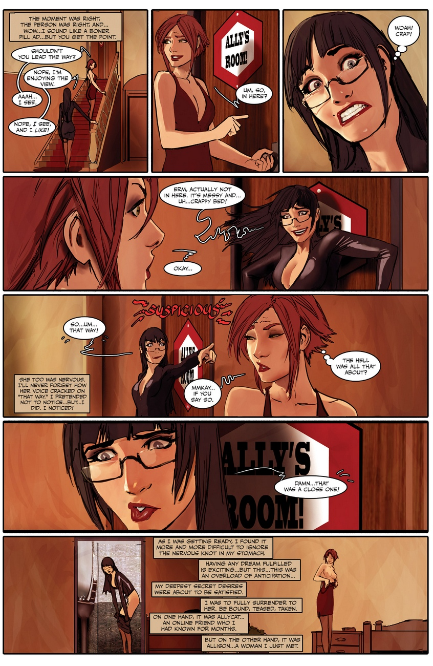 Sunstone-1 30 free sex comic