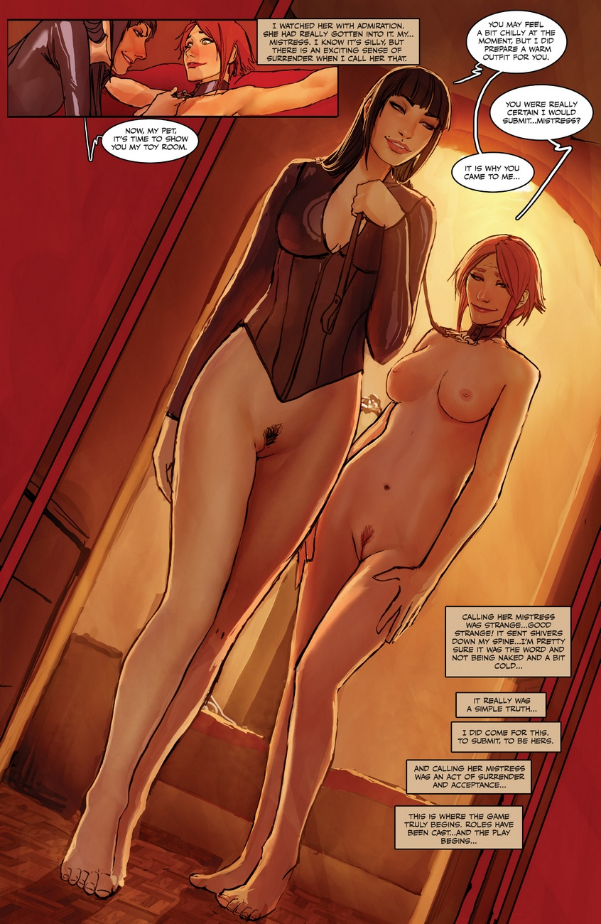Sunstone-1 37 free sex comic