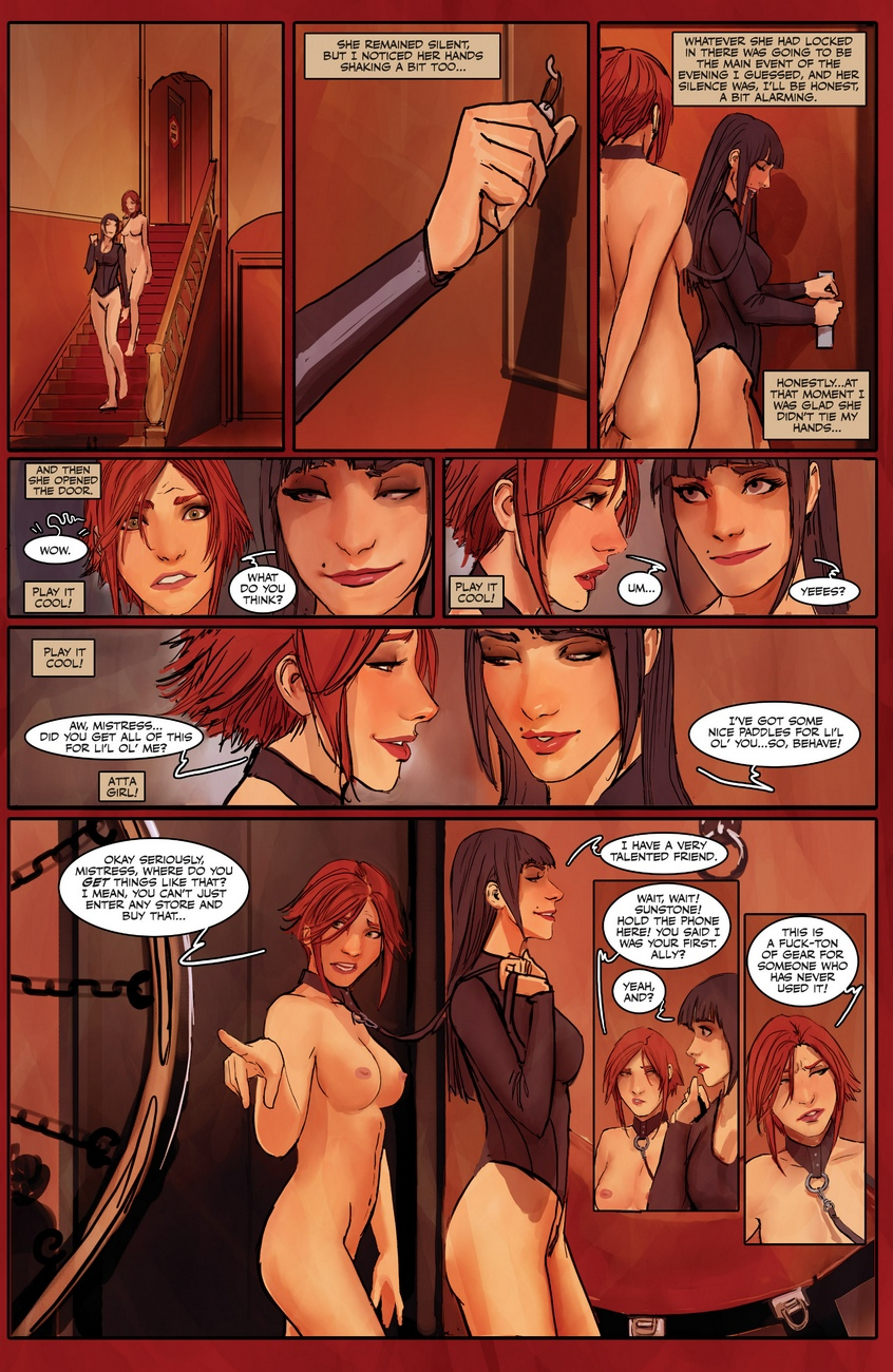 Sunstone-1 38 free sex comic