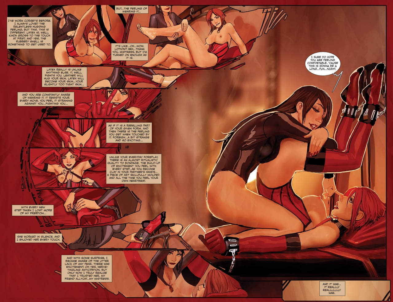 Sunstone-1 40 free sex comic