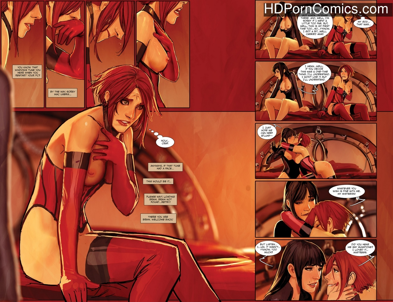 Sunstone-1 41 free sex comic