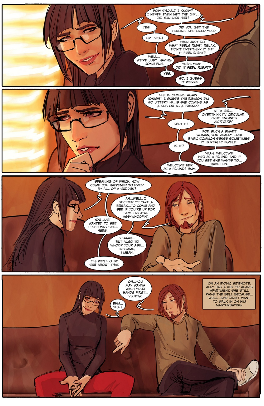 Sunstone-1 55 free sex comic