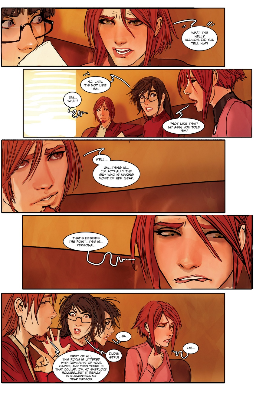 Sunstone-1 73 free sex comic