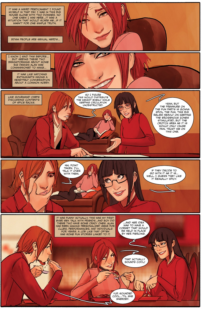 Sunstone-1 75 free sex comic