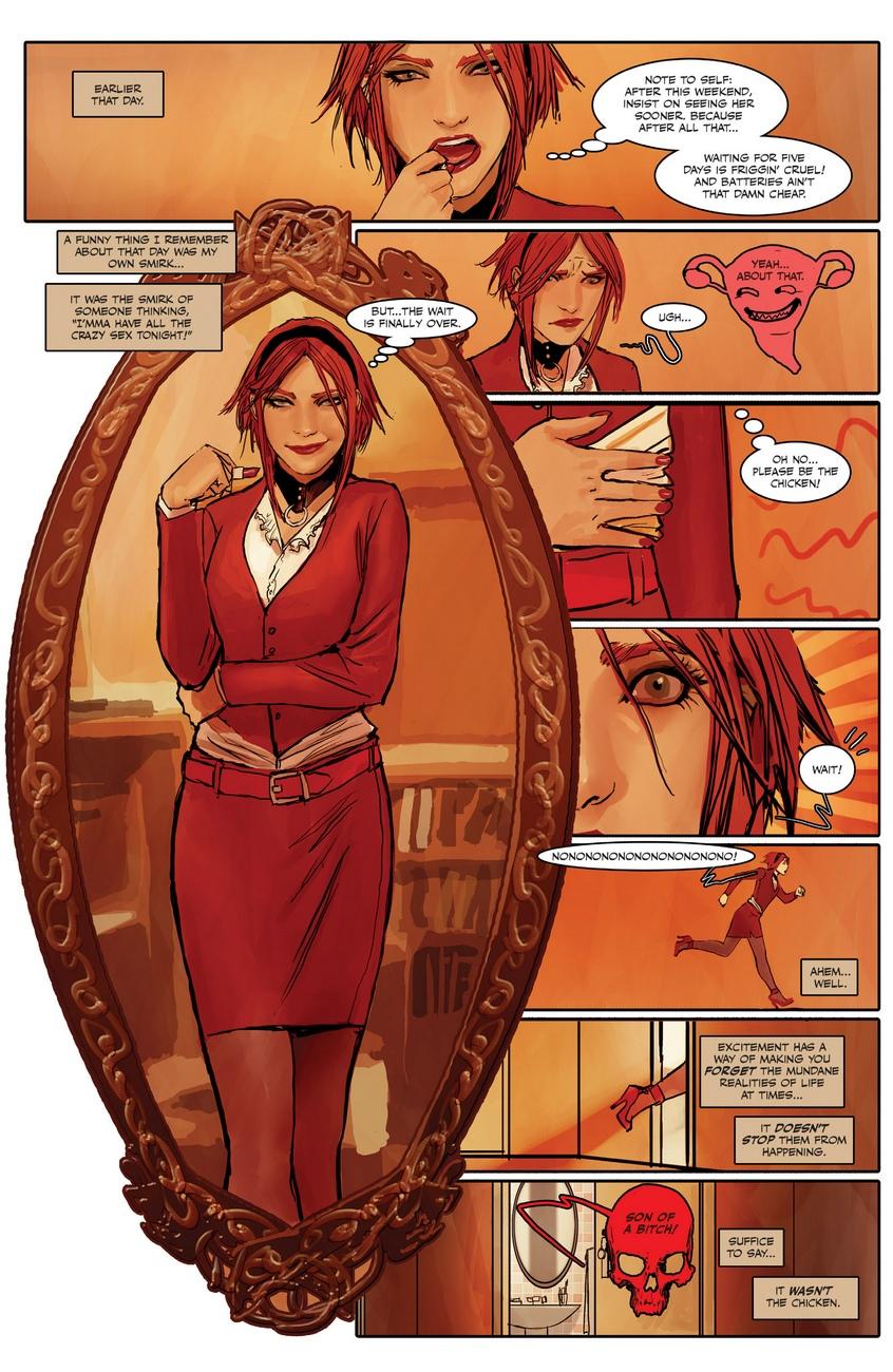 Sunstone-2 10 free sex comic