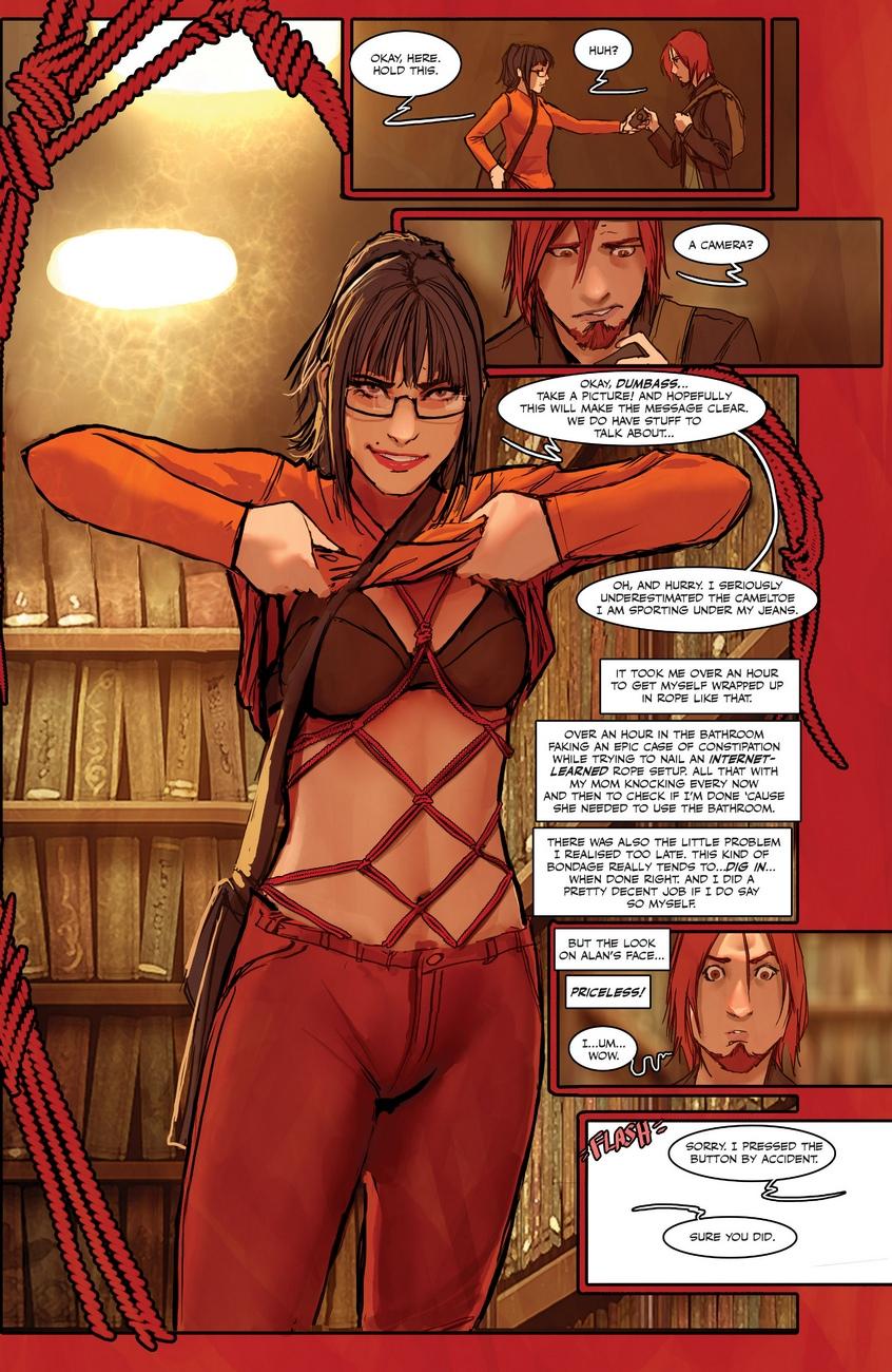 Sunstone-2 24 free sex comic
