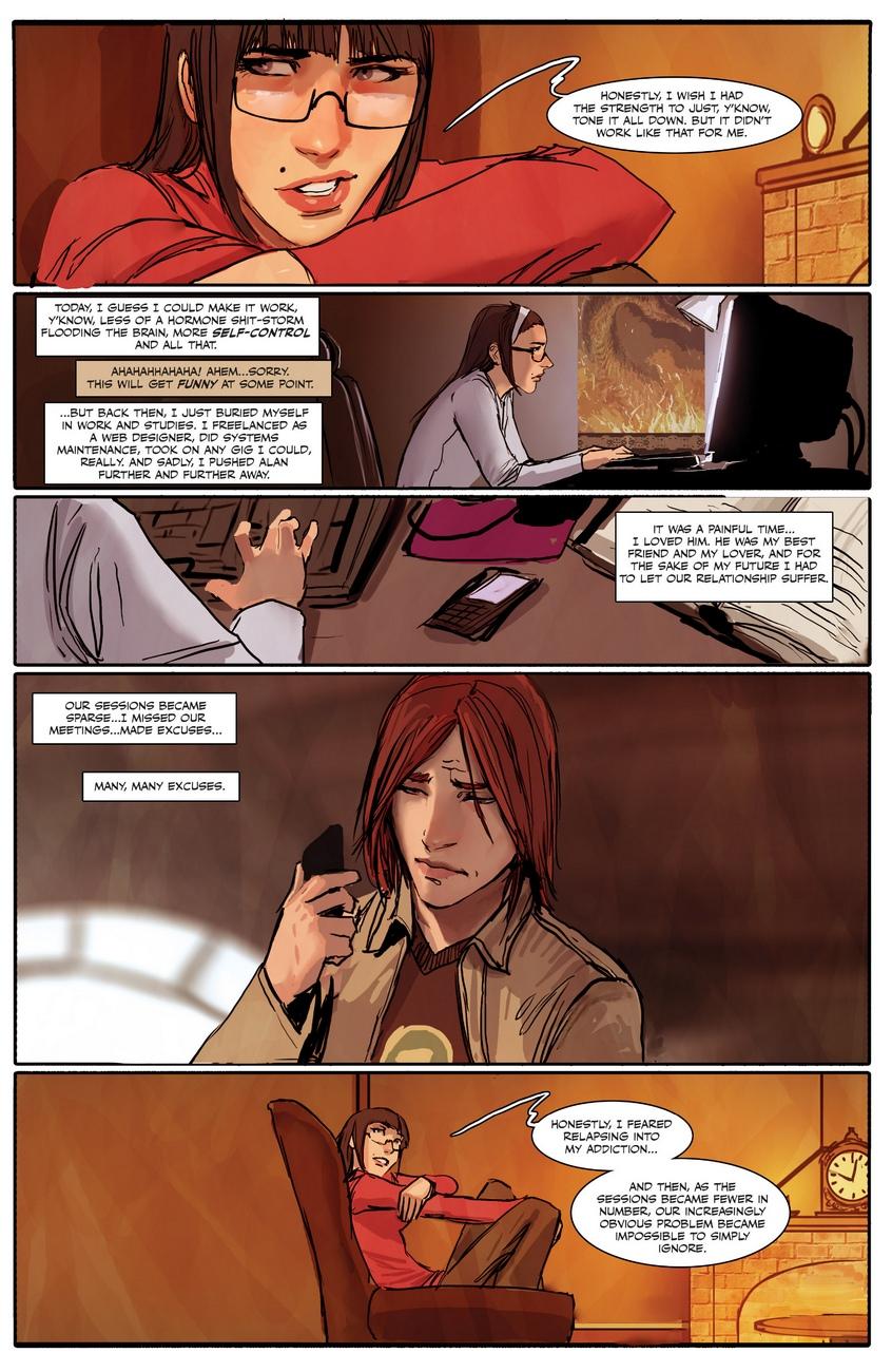 Sunstone-2 36 free sex comic