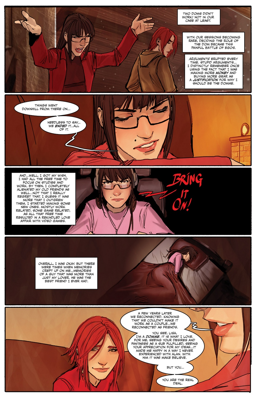 Sunstone-2 37 free sex comic