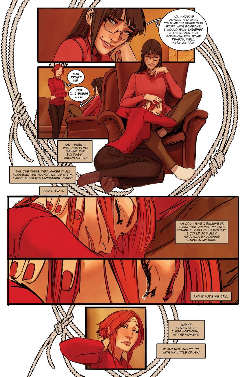 Sunstone-2 38 free sex comic