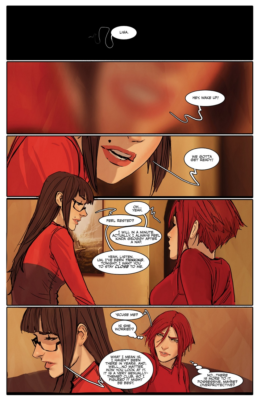 Sunstone-2 57 free sex comic