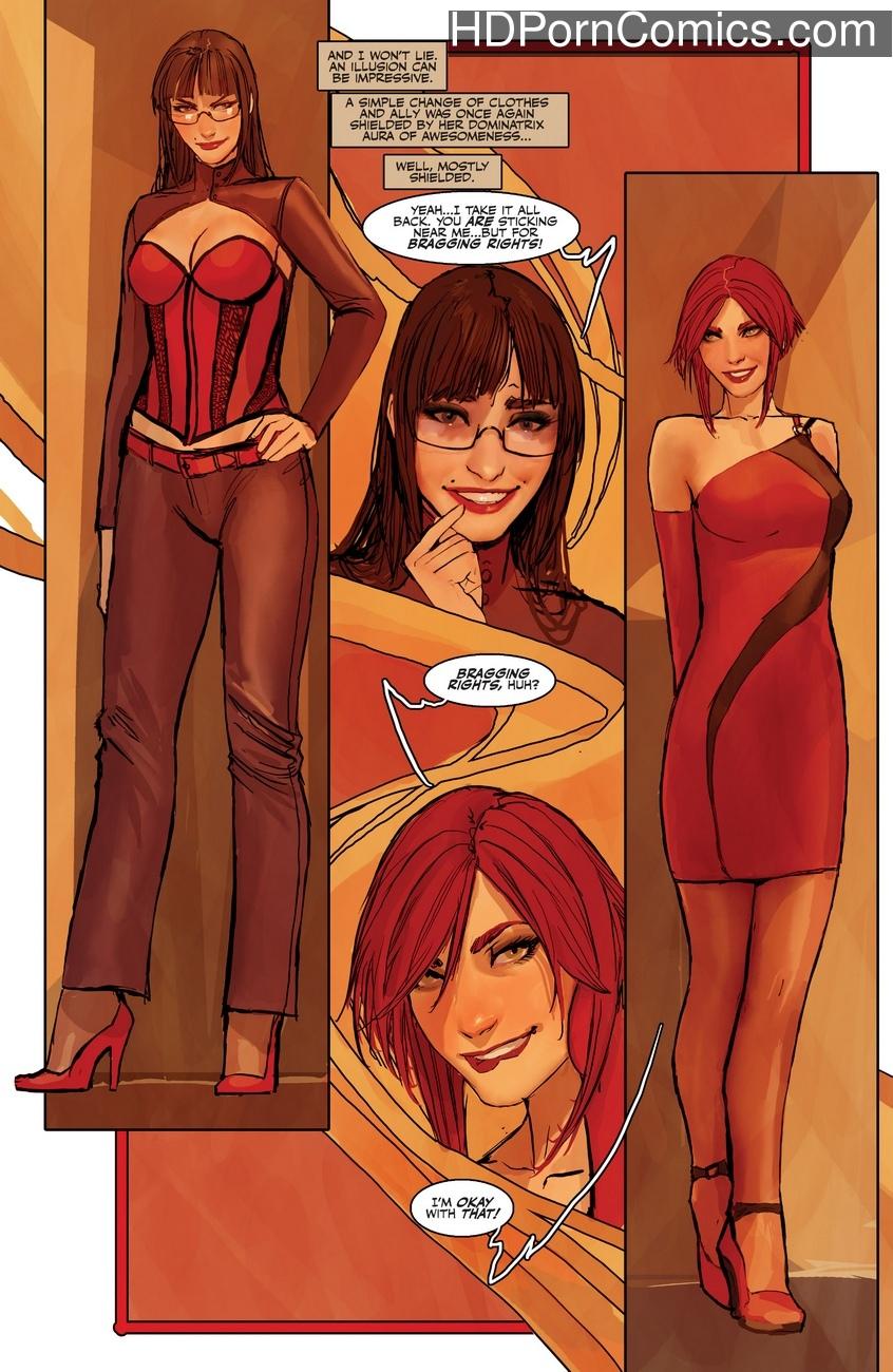 Sunstone-2 61 free sex comic