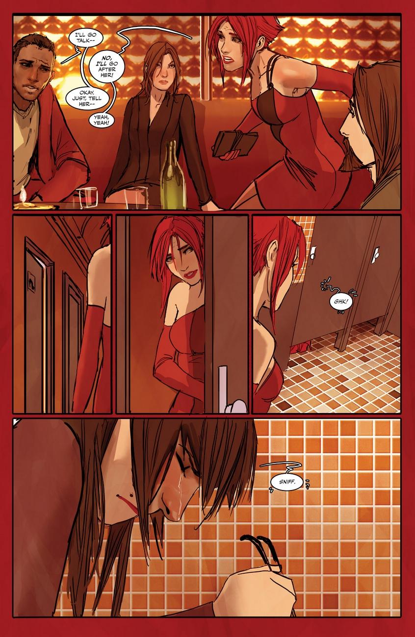 Sunstone-2 72 free sex comic