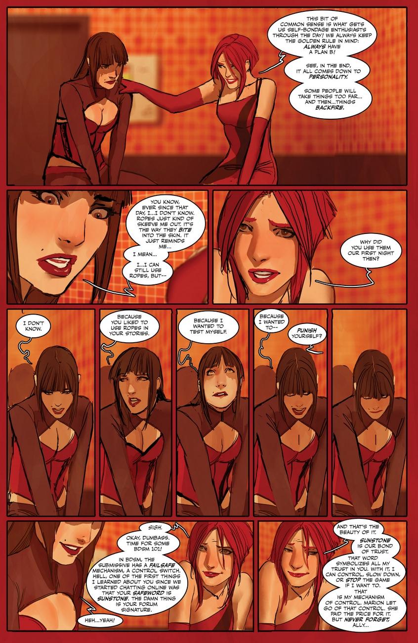 Sunstone-2 93 free sex comic