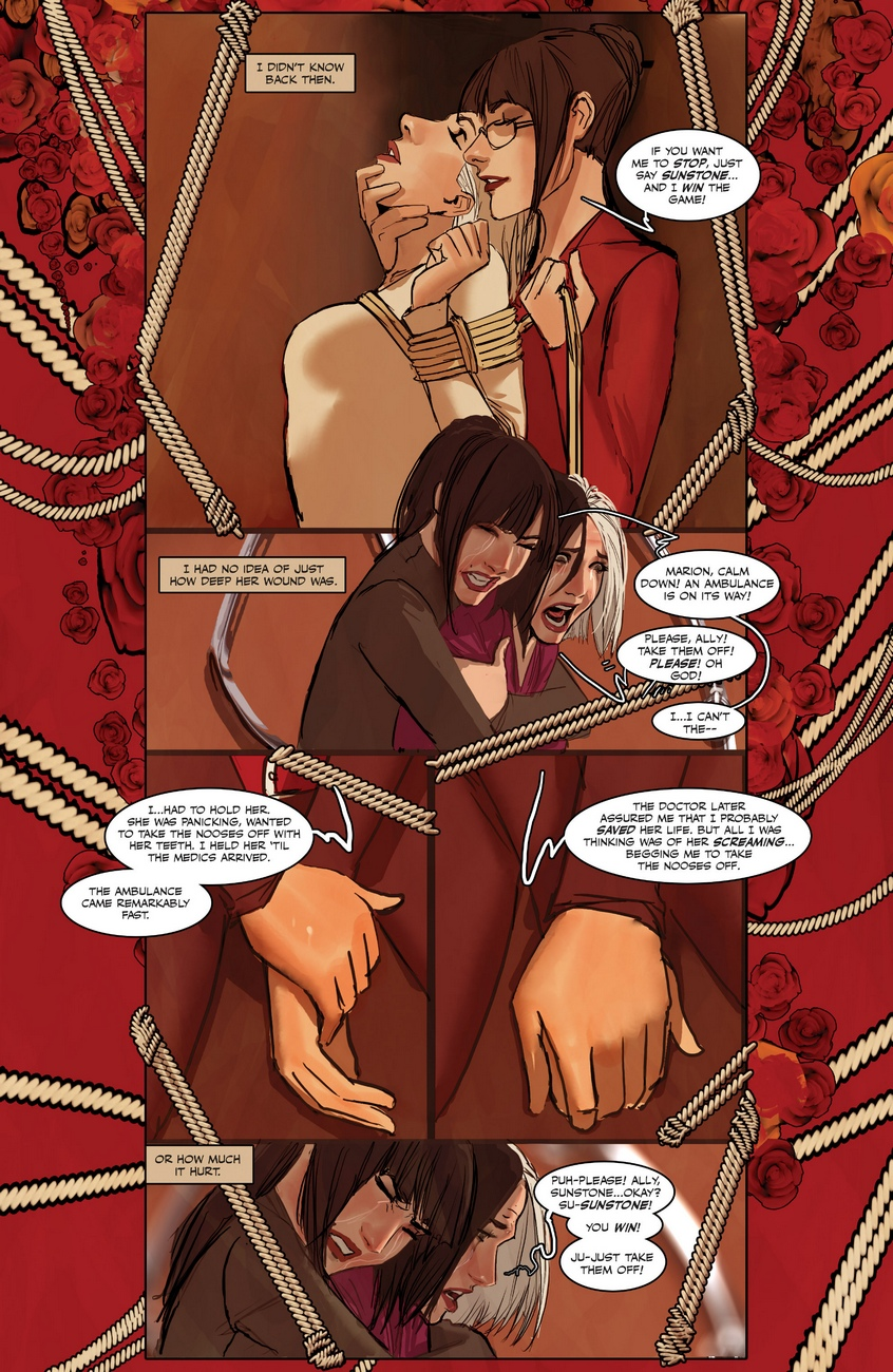 Sunstone-2 103 free sex comic
