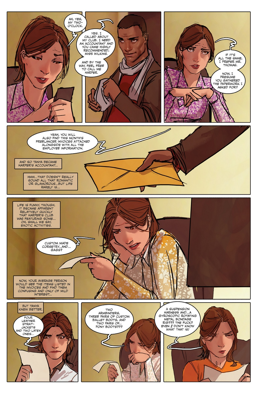 Sunstone-4 3 free sex comic