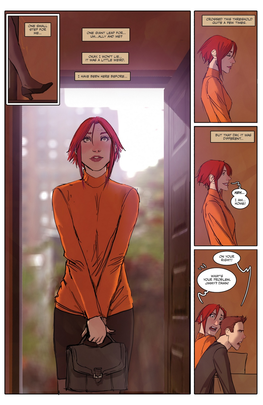 Sunstone-4 10 free sex comic