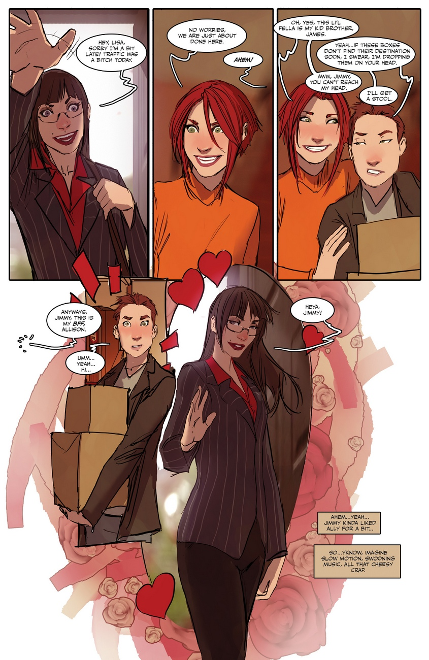 Sunstone-4 12 free sex comic