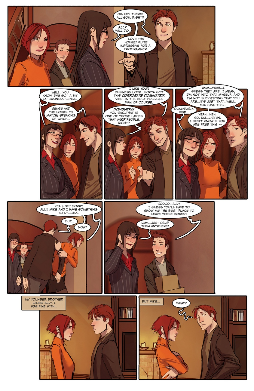 Sunstone-4 13 free sex comic