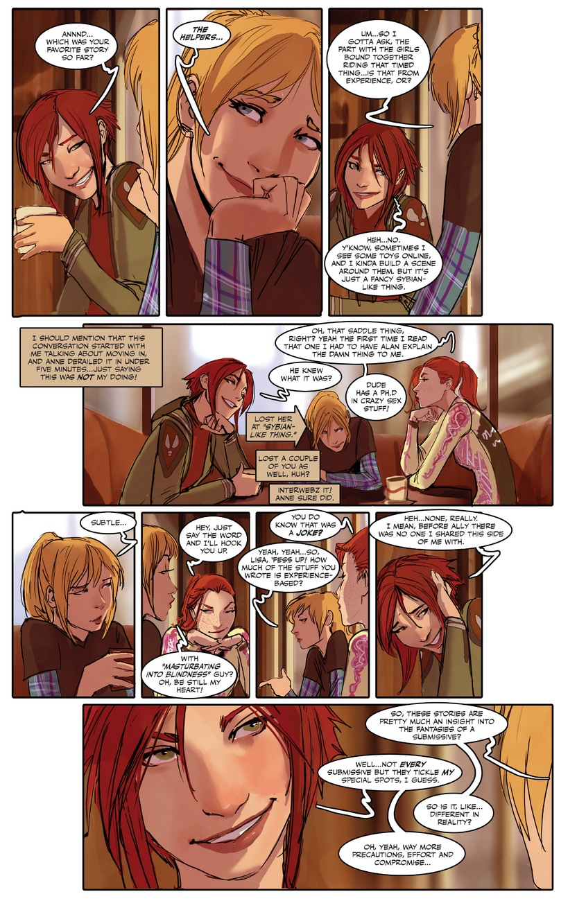 Sunstone-4 18 free sex comic