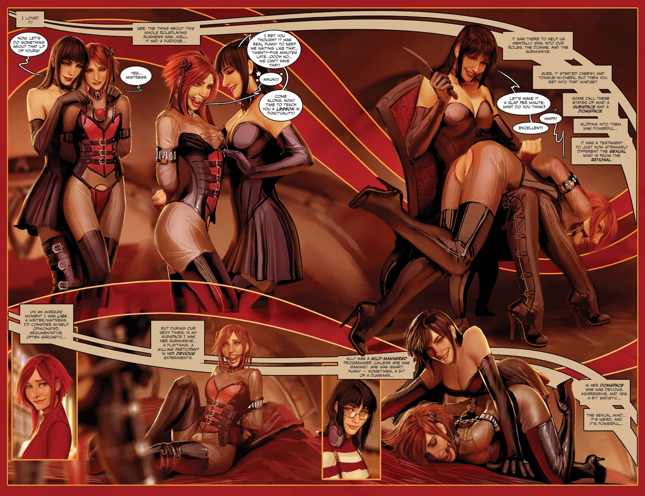 Sunstone-4 20 free sex comic