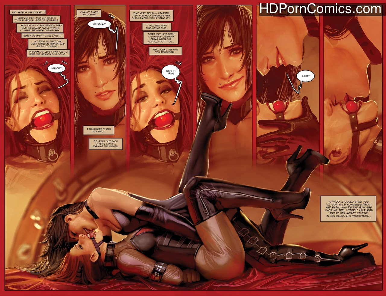 Sunstone-4 21 free sex comic
