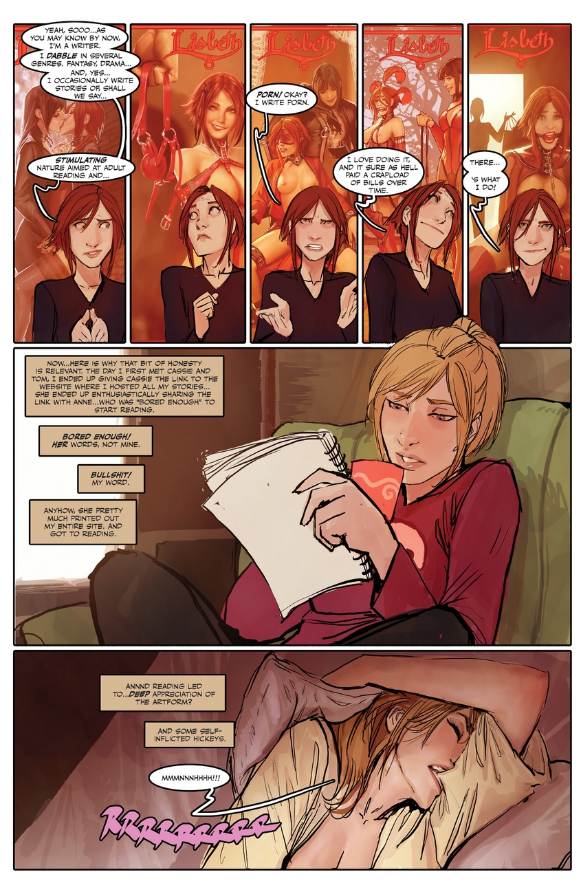 Sunstone-4 25 free sex comic