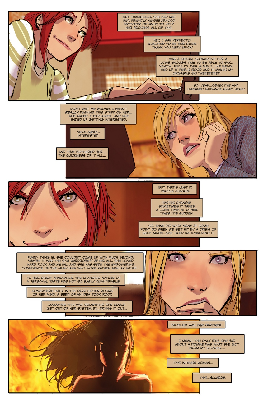 Sunstone-4 27 free sex comic