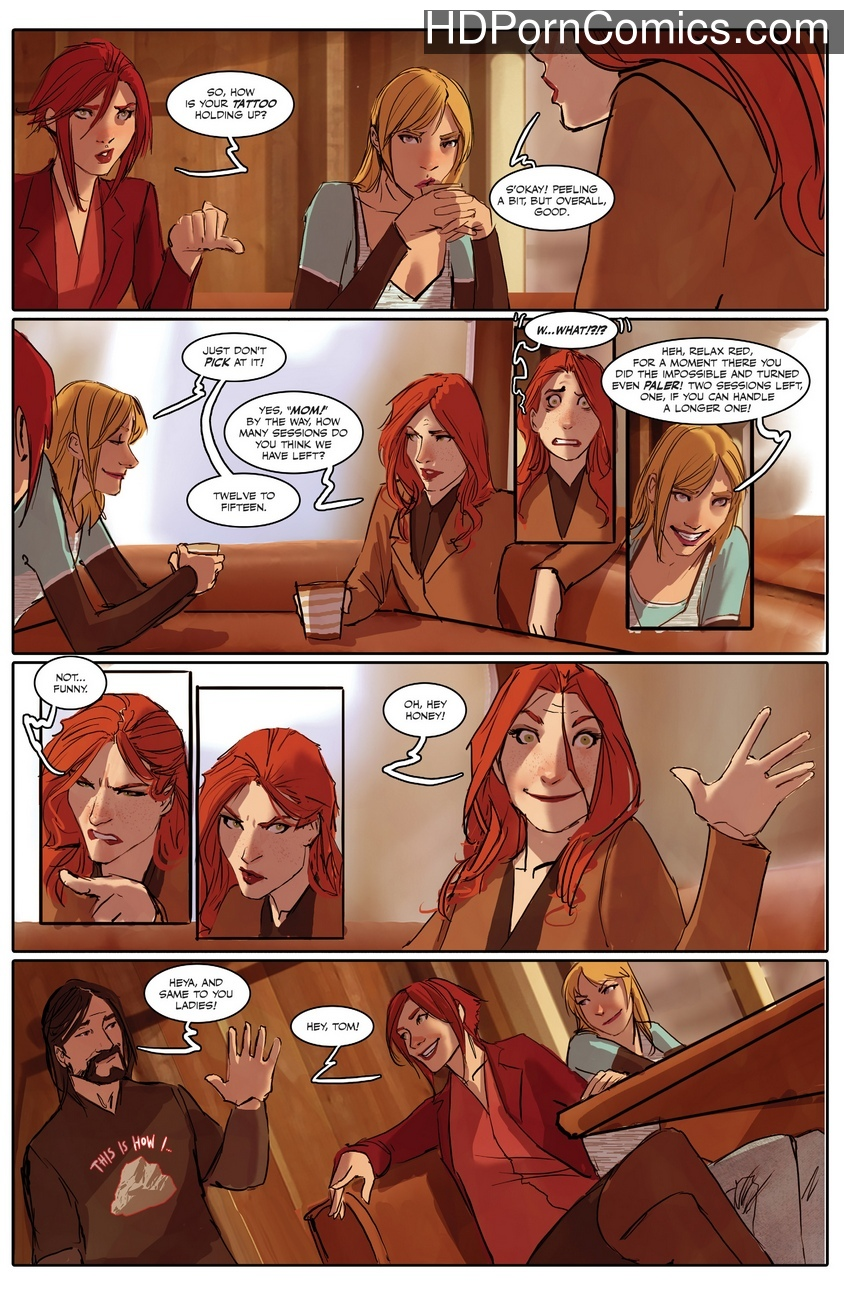 Sunstone-4 41 free sex comic