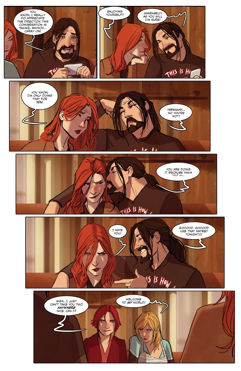 Sunstone-4 45 free sex comic