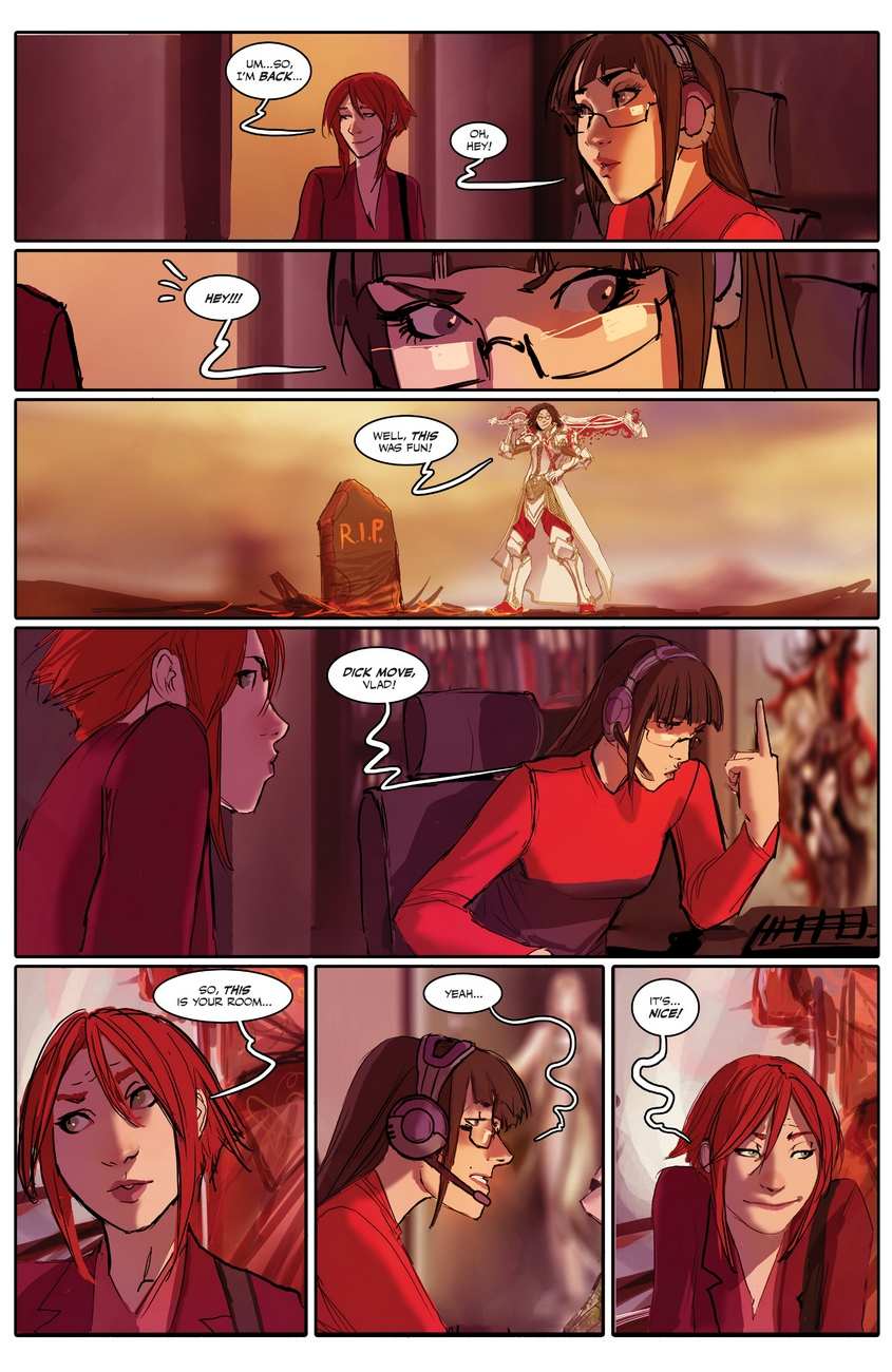 Sunstone-4 54 free sex comic