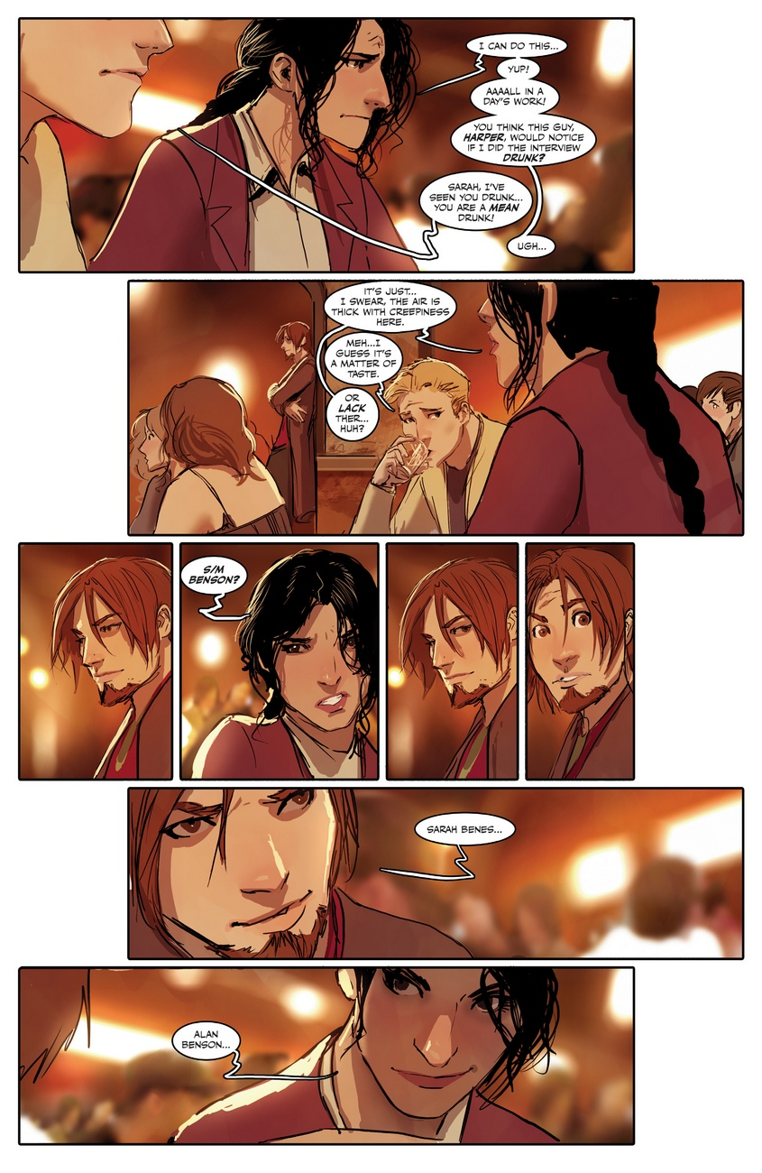 Sunstone-4 59 free sex comic