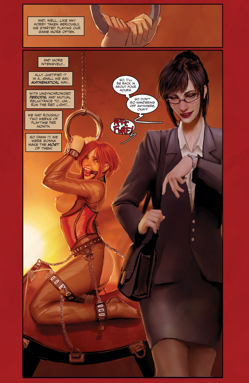 Sunstone-4 70 free sex comic