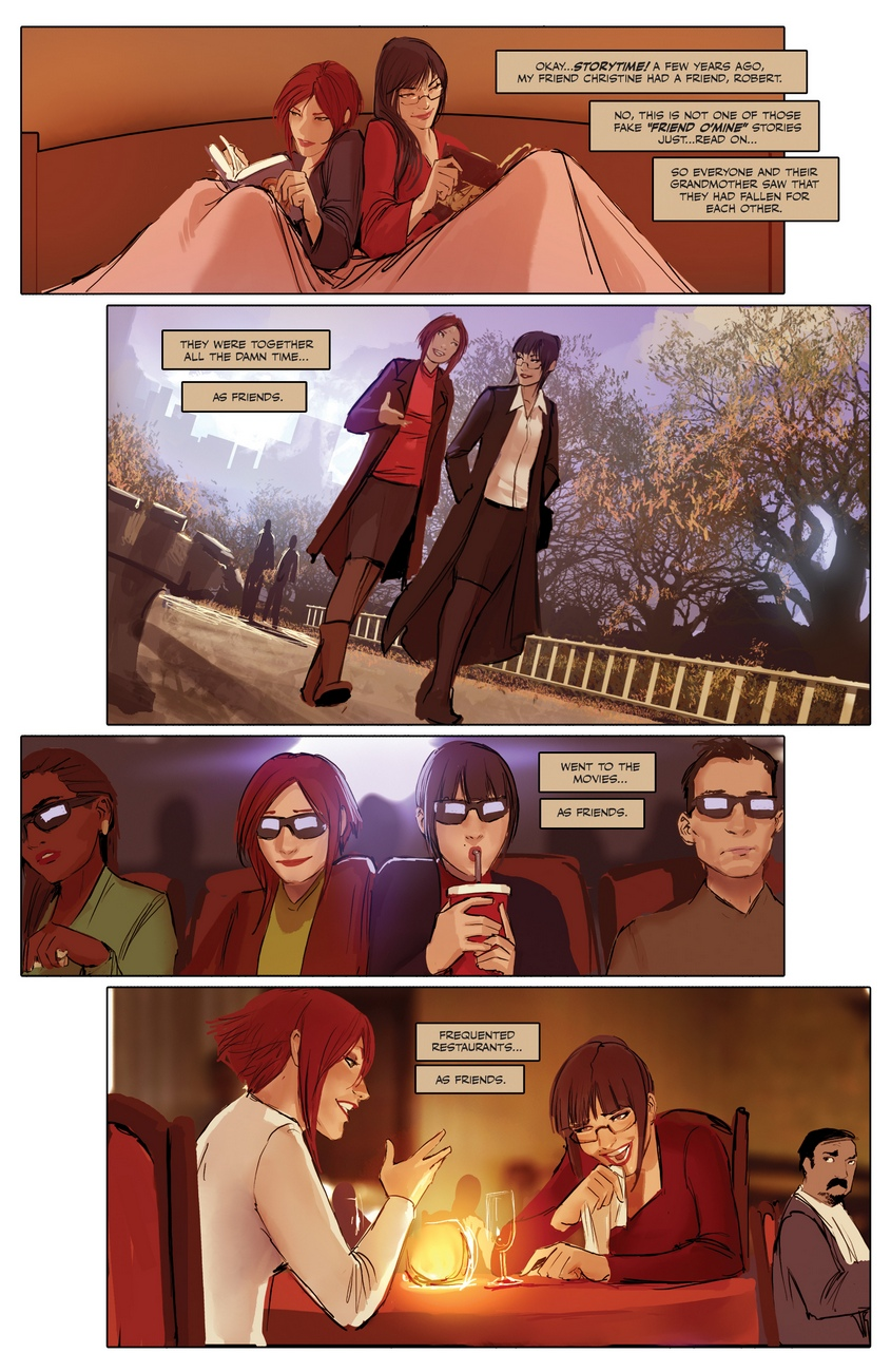 Sunstone-4 85 free sex comic